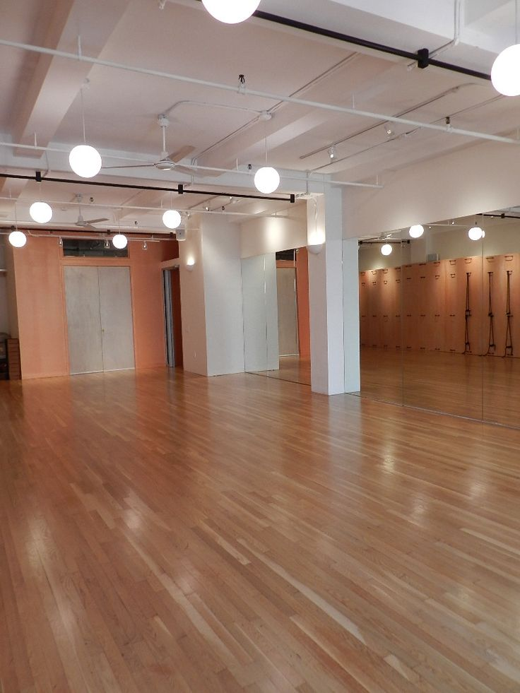 New York City's Most Beautiful Yoga Studios