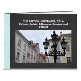 8x11 Book (38 pages)