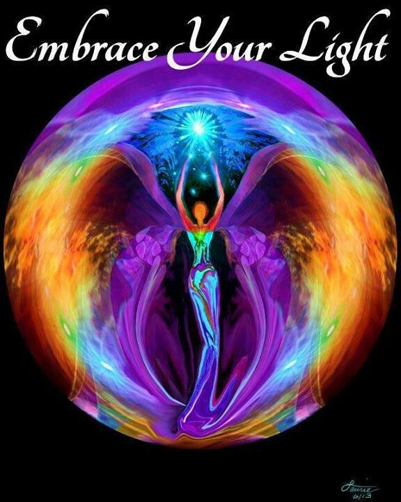Embrace Your Light