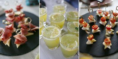 Local Food | Wedding Dinner | Cocktail Hour | Greek Delicacies | Wedding in Greece