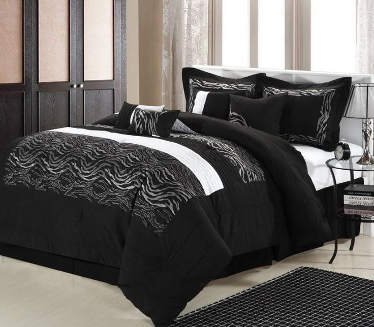 Queen Bed In A Bag Set