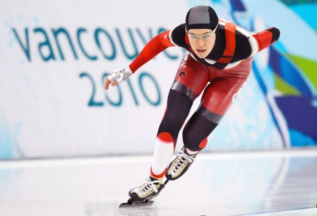 Clara Hughes is a speed skater and cycler. She is the fourth athlete to ever to win medals at the Winter and Summer Games, and is the only athlete in history to win multiple medals at both. She has 6 Olympic medals; winning two medals in cycling and four medals in speed skating. She won eight medals in cycling at the Pan American Games and won three medals in cycling at the Commonwealth Games. In Vancouver in 2010, Hughes had the honour of being the Canadian flag bearer at the Opening…