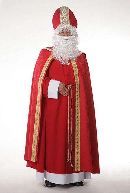 Święty Mikołaj biskup  Santa Claus www.olga.com.pl