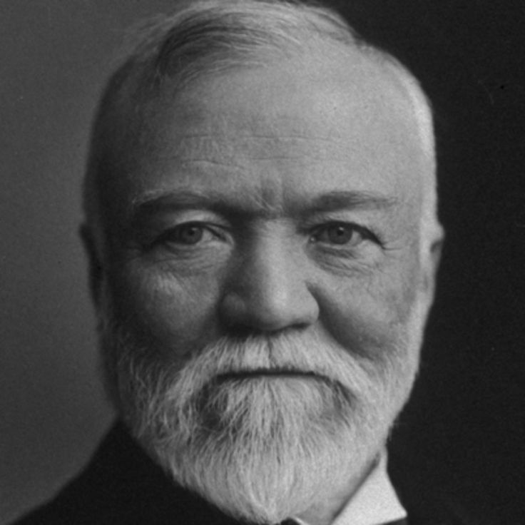 Andrew Carnegie, a self-made steel tycoon and one of the wealthiest 19th century U.S. businessmen, donated towards the expansion of the New York Public Library.
