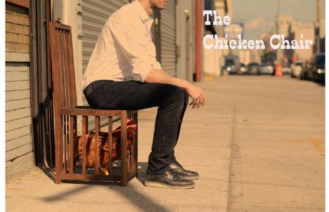 Chicken Chair