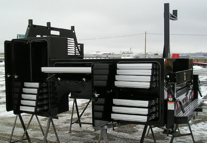 Gooseneck / Crane / Utility Bed