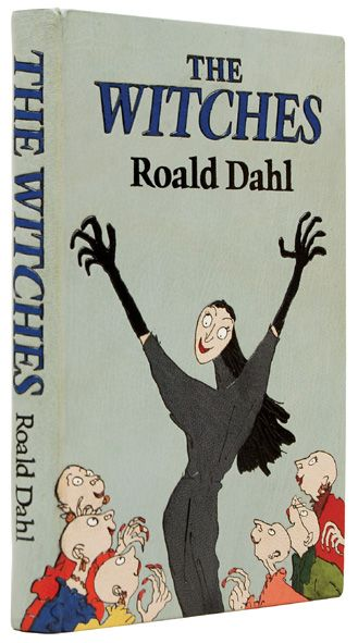 29 best roald dahl images on pinterest roald dahl literature and dahl roald the witches illustrations by quentin blake first edition first fandeluxe Choice Image