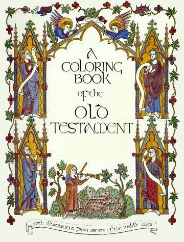 Old Testament-Coloring Book: Amazon.de: Bellerophon Books: Fremdsprachige Bücher