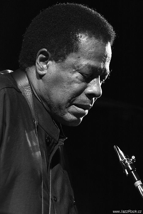 Wayne Shorter (August 25, 1933) American saxophoneplayer and composer o.a. known from the Miles Davis Quintet.