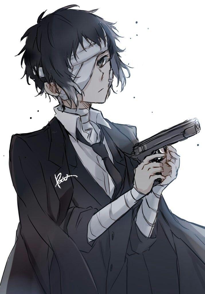 картинки с которой ацуши в портовой мафии обои