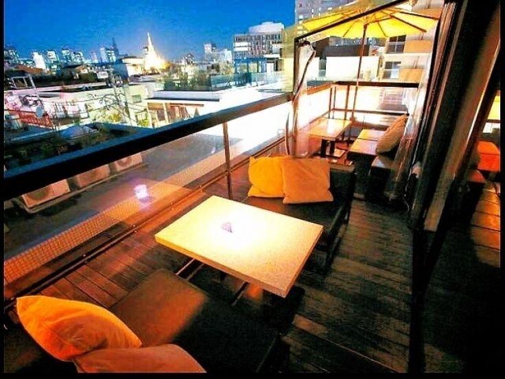 【東京】気分最高♪知ってたら自慢できる都内のテラスカフェ13選 - トラベルブック
