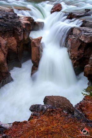 Sunwapta Falls, Jasper AB