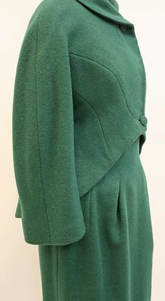 Suit  Designer:Charles James (American, born Great Britain, 1906–1978) Date:1961–62 Culture:American Medium:wool