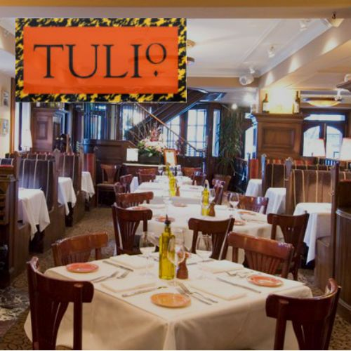 Touted By A National Magazine As The Best Italian Restaurant In Seattle Tulio Is Local Favorite For Delicious Food And Warm Atmosphere