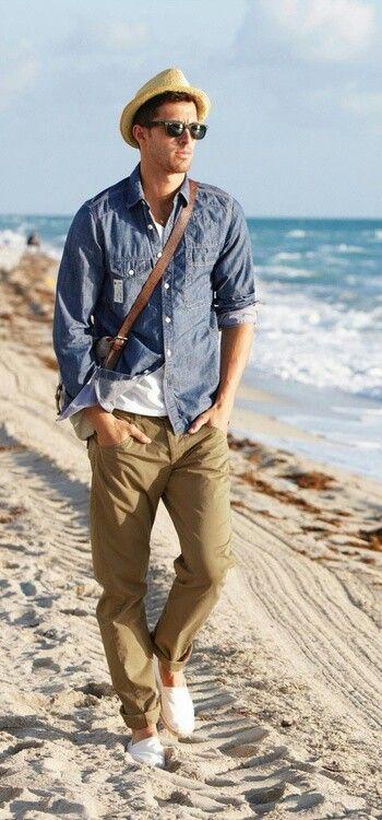 Moda masculina Gustavo Fidel Niquete Güemez
