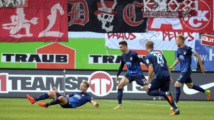 Karlsruhe mit erstem Saisonsieg: Heidenheim stürzt Lautern tiefer in die Krise