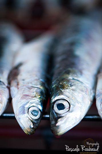 Sardines au barbecue! hum!