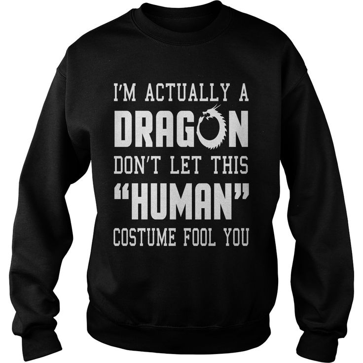 _I'm Actually A Dragon_ - Funny Halloween Costume T-Shirt #gift #ideas #Popular #Everything #Videos #Shop #Animals #pets #Architecture #Art #Cars #motorcycles #Celebrities #DIY #crafts #Design #Education #Entertainment #Food #drink #Gardening #Geek #Hair #beauty #Health #fitness #History #Holidays #events #Home decor #Humor #Illustrations #posters #Kids #parenting #Men #Outdoors #Photography #Products #Quotes #Science #nature #Sports #Tattoos #Technology #Travel #Weddings #Women