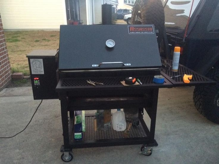 105 Best Bbq Grills Amp Smokers Images On Pinterest
