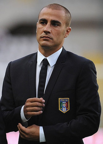 Fabio Cannavaro. Hands down one of the best defenders ever. Such a badass.