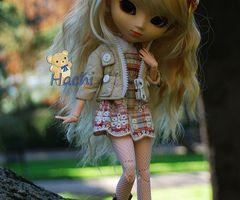 Hachi - Pullip Nina   Flickr - Photo Sharing!