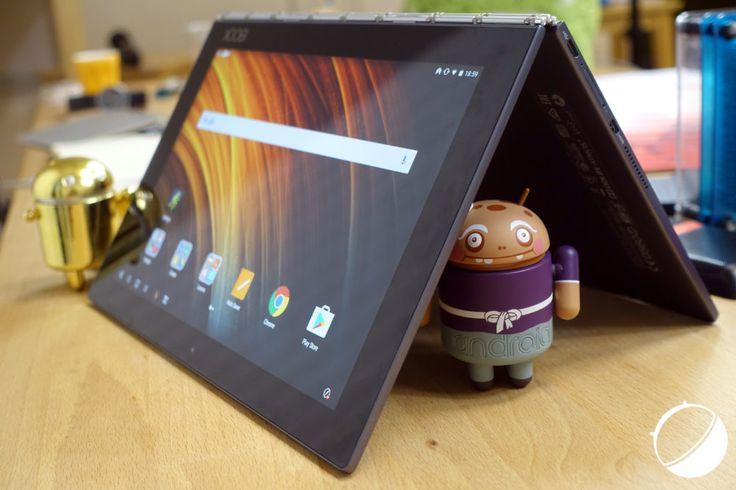 Vidéo : Test de la Lenovo Yoga Book, la tablette graphique facile à transporter - http://www.frandroid.com/produits-android/tablette/387705_video-test-de-la-lenovo-yoga-book-la-tablette-graphique-facile-a-transporter  #Lenovo, #Marques, #ProduitsAndroid, #Tablettes