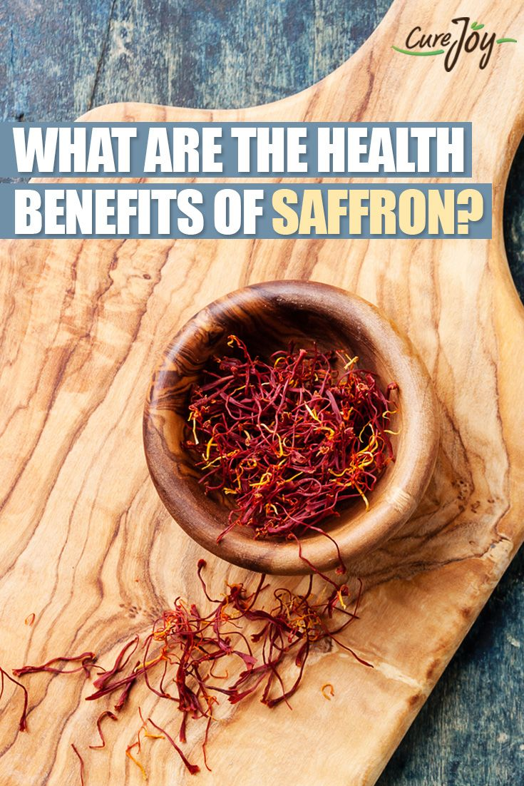 What Are the Health Benefits Of Saffron? ==> My Fave