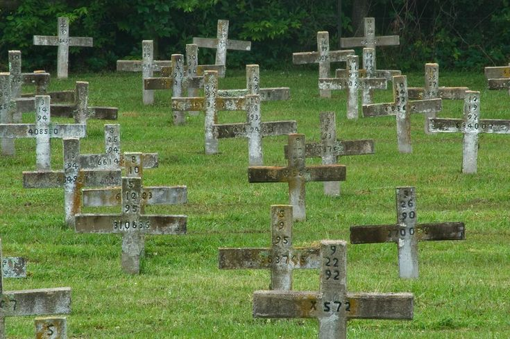 Image detail for -Huntsville prison cemetery - search in pictures