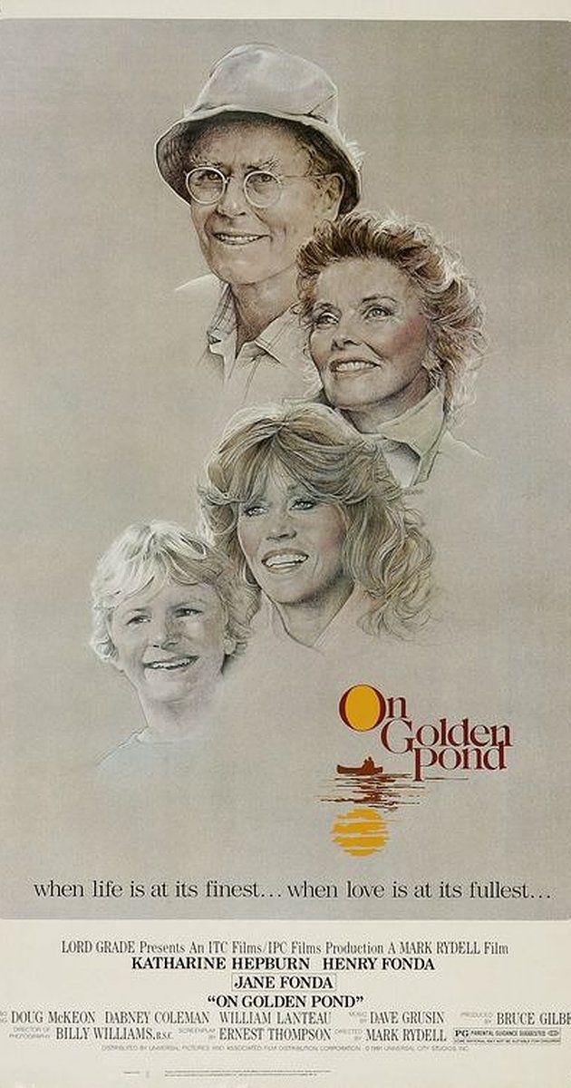On Golden Pond (1981) - IMDb