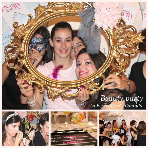 Despedidas de soltera beauty party