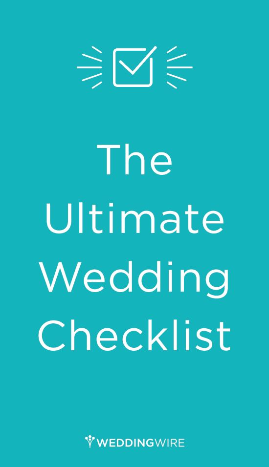 Sign up to for a free wedding planning checklist!