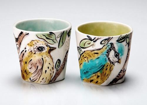 Claire Prenton - Birds:
