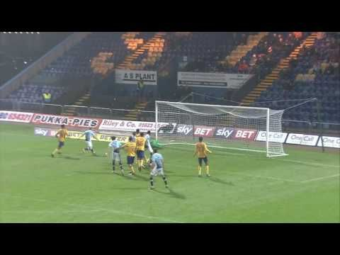 Mansfield Town vs Blackpool - http://www.footballreplay.net/football/2016/11/22/mansfield-town-vs-blackpool/