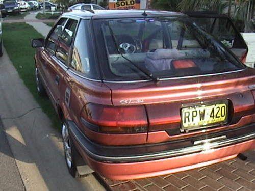 1990 Toyota Corolla SC Seca