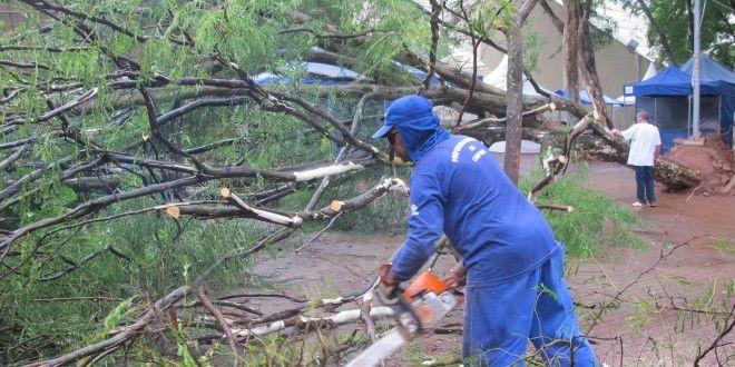 Chuvas deixam Campinas e mais seis cidades da região em estado de alerta | Agência Social de Notícias