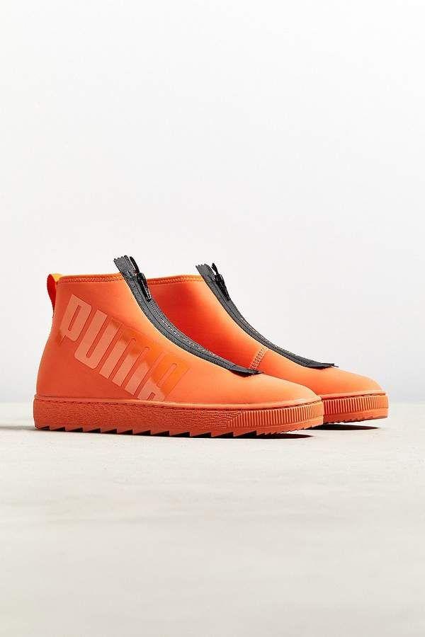 Regime Basket Boot Sneaker