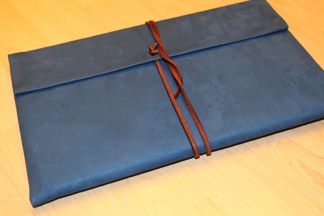 ChaneCiaga: DIY laptop sleeve