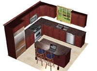25 Best Ideas About 10x10 Kitchen On Pinterest Small I