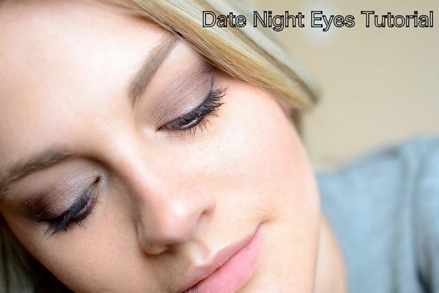 Date Night eyes tutorial.