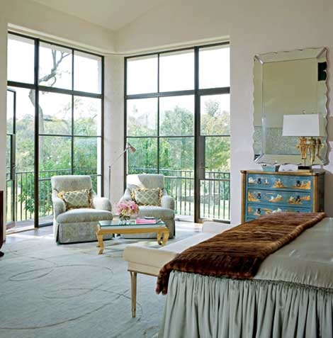 Best Master Bedroom With Great Steel Windows Doors Bedroom 400 x 300