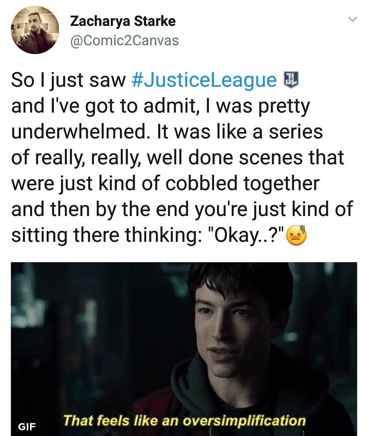 Ughhh whyyyy DC?! Smh  I wanted to love the movie but I just can't     #dceu #justiceleague #justiceleaguemovie #justiceleaguememes #superman #batman #wonderwoman #theflash #cyborg #wonderwomanmovie #batmanvsuperman #dc #dccomics #movies #moviereview #why #superheromovie #superheroes #scifi