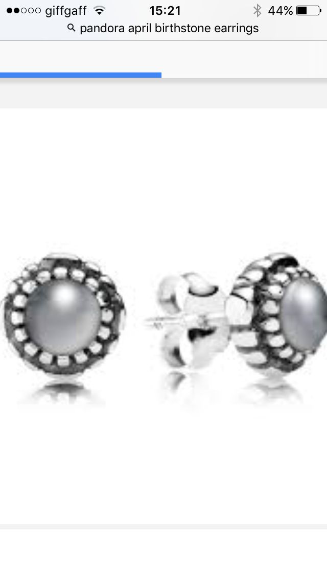 17 Best Ideas About Pandora Birthstone Earrings On
