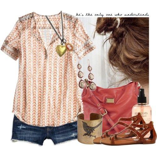 Cute: Fashion, Cute Tops, Casual Summer, Shirts, Summer Style, Cute Outfits, Summer Outfits, Shorts, Casual Looks