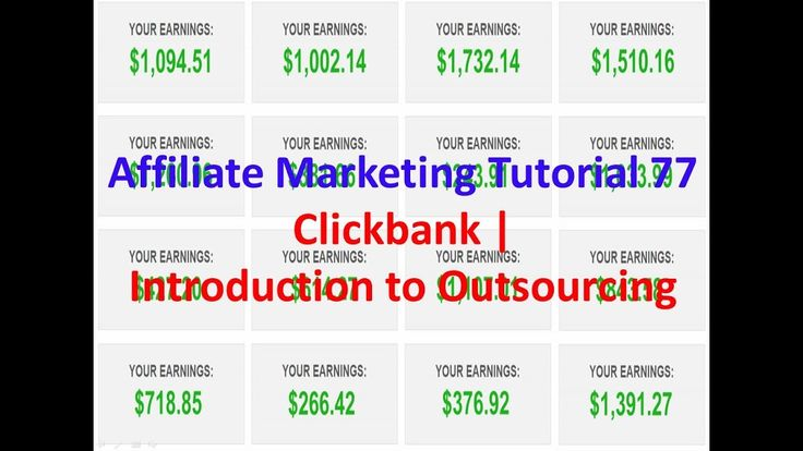 this lesson we give you an Introduction to Outsourcing, http://YourSuccessLife.com/AffiliateMarketingTutorial ,
