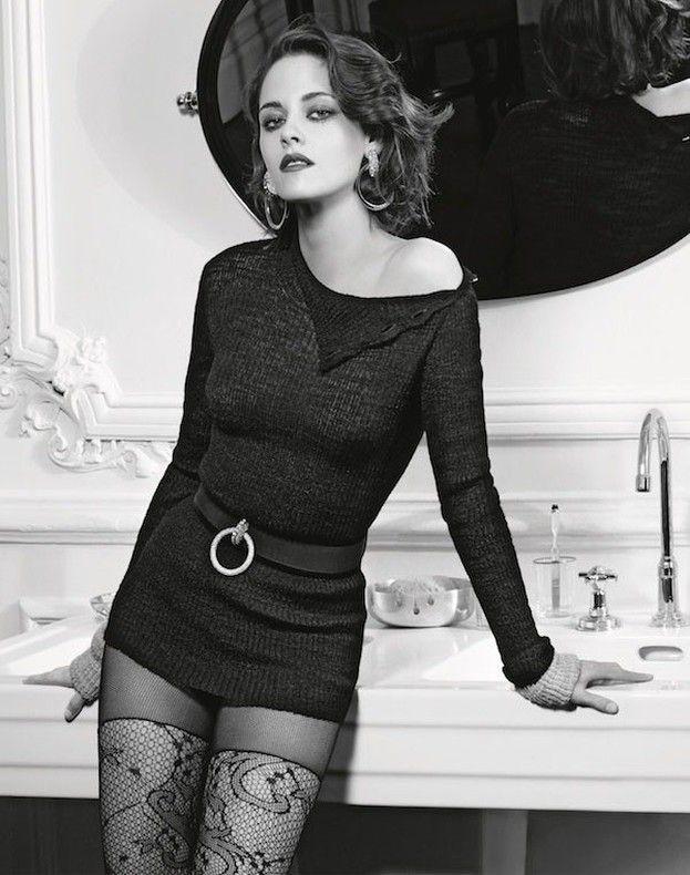 Kristen Stewart w nowej kampanii Chanel