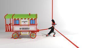 Circus Caravan by anul147