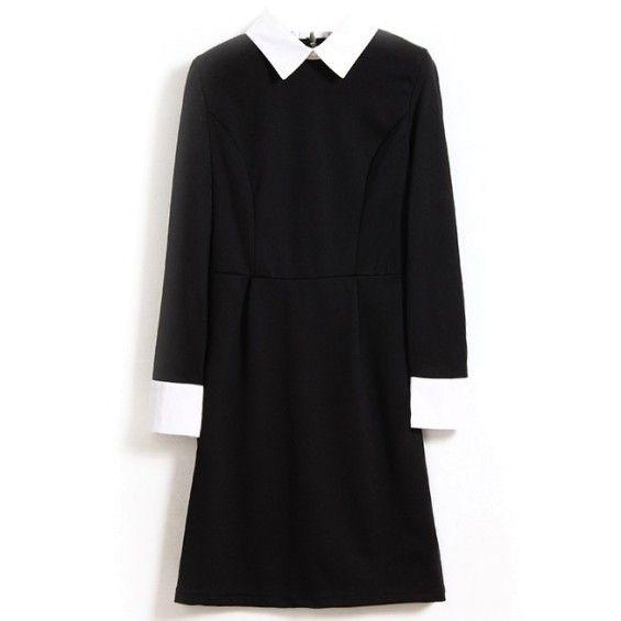 School Collar Dress