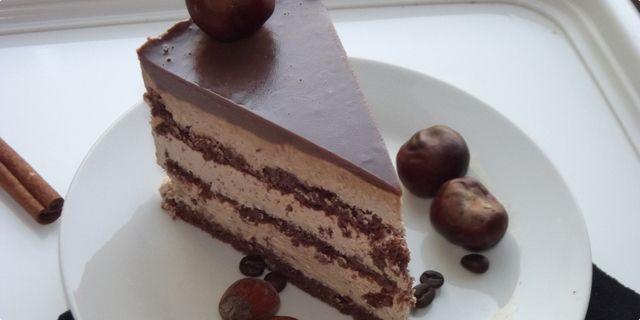Kesten torta — Coolinarika