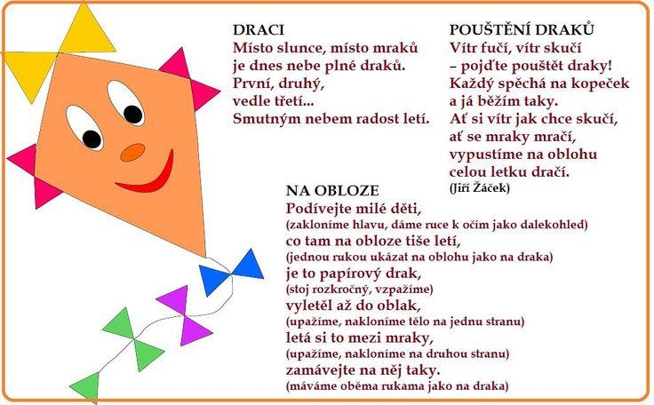 básničky o drakovi