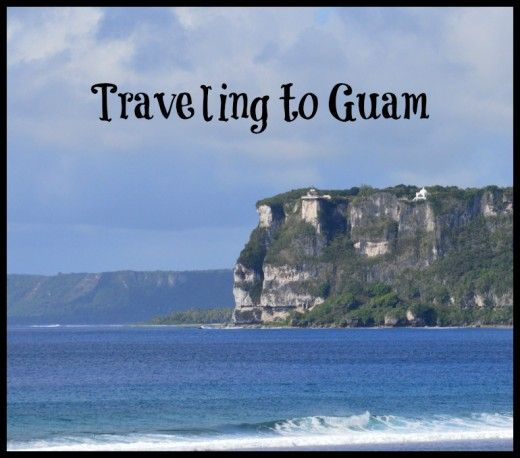 Traveling to Guam